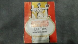 1944 Showman's Trade Review magazine
