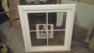 30 x 32 fixed window with grills