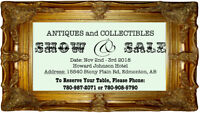 Antique & Collectible Show and Sale