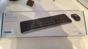 Microsoft Wireless Desktop 850 Mouse/Keyboard Combo