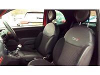 2013 Fiat 500 1.2 S Manual Petrol Hatchback