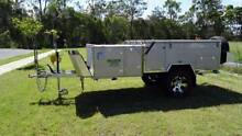 Austrack Campers Forward Folding Hard Floor Camper Trailer $18500 Caboolture Caboolture Area Preview