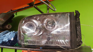 07-09 dodge ram 2500 3500 head lights Edmonton Edmonton Area image 1
