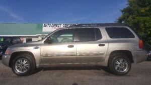GMC ENVOY XL *** 7 PASSENGER 4X4 SUV *** CERT $5995