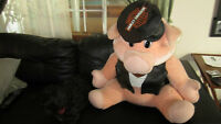HUGE Harley Davidson - Stuffed Toy HOG
