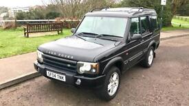 Land Rover Discovery 2.5Td5 ( 7st ) auto 2004MY Landmark Px swap