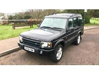 Land Rover Discovery 2.5Td5 ( 7st ) auto 2004MY Landmark Px swap
