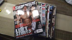 Magazine Summum Girl les premiers numéros