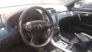 2004 Acura tl with navigation