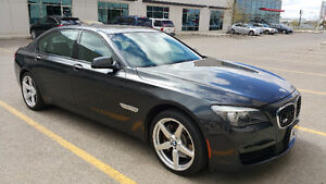 2011 BMW 7-Series 750Li xDrive Sedan