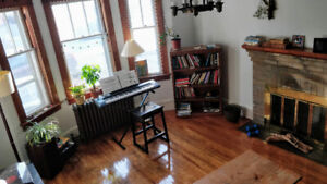 Room in a well-lit, spacious 4BR w/ great kitchen ($575 all-in)
