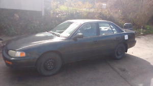 1995 Toyota Camry le 2.2 automatic (parts/repair)