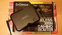 EnGenius Multimedia Enhanced Wireless N Router with Gigabit