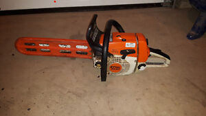 Sthil MS 260 chainsaw in great condition