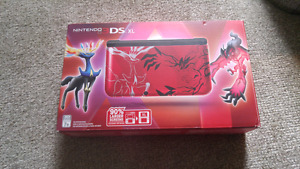 Pokemon x n y collectors edition 3ds console