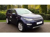 2015 Land Rover Discovery Sport 2.0 TD4 180 HSE Luxury 5dr Manual Diesel 4x4