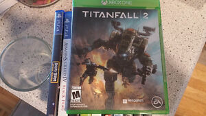 Assorted PS4 and Xbox one games for sale