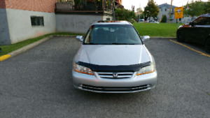 Honda accord 2001 ex 3.l v6