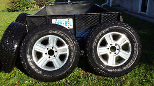 Cooper tires on Ford rims