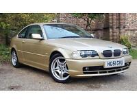 2001 BMW 3 Series 2.2 320Ci SE 2dr