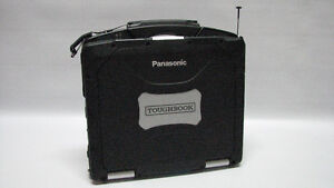 Black Fully Rugged Military-Grade Panasonic Toughbook CF-30 Sale
