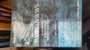 Worldviews Introduction to the History and Philosophy of Science