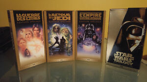 Star wars special edition VHS - 20$
