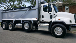 Looking for AZ or DZ driver for dump truck