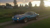Classic 1979 Chevrolet Corvette - Incredible Summer Car
