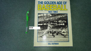 The Golden age of Baseball 1941-1964 book