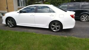 2012 Toyota Camry Edition Special Berline