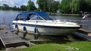 1989 23 foot thundercraft boat