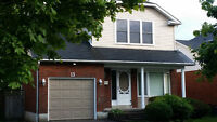 Fully Renovated-Detached Bright & Spacious 3Bed 2Bath for Rent