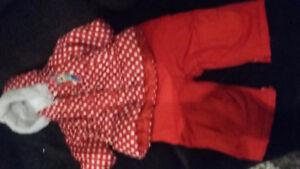Disney winter suit size12months