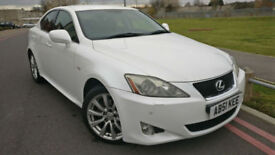2007 Lexus IS 250 2.5 ( Multimedia ) auto SE-L +++HUGE SPEC + RARE COLOUR+++