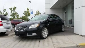 2011 Buick Regal CXL Turbo 4 Dr Sedan