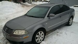 2003 Volkswagen Passat 4MOTION certified and etested