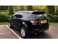2017 Land Rover Discovery Sport 2.0 TD4 180 SE 5dr - 5+2 Seati Automatic Diesel