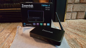 Streaming at its finest Zoomtak Octa-Core T8 plus2