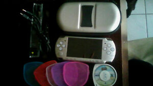 Sony PSP gray great condition