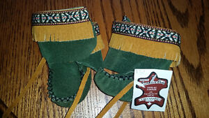NEW baby Moccasins $15.00