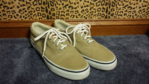 Mens Sperry casual deck shoes