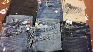 6 Pairs of Quality Jeans&Pants Size 5/6