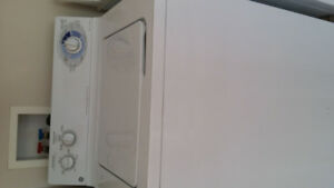 GE Top load Washer and Front load dryer