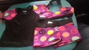 LITTLE GIRLS SIZE 6X 3 PC SWIM SUIT PICKUP IN THE HANOVER AREA
