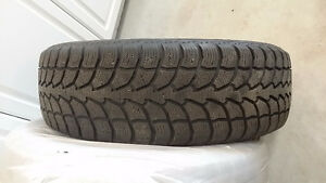4 Almost New Winter Tires without Rims