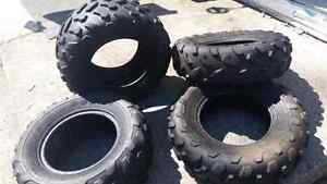 Quad tires 4 sale