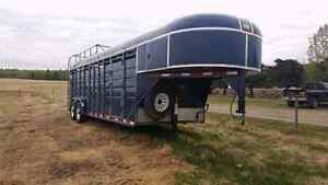 2008 Chappral Horse Stock Trailer Mint Condition 16000 Neg