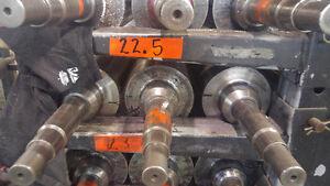 Ramassage metal scrap