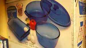 5 piece cookware brand new Kitchener / Waterloo Kitchener Area image 1
